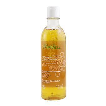 Частый шампунь для мытья (все типы волос) 260573 200ml/6.7oz