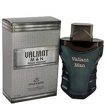 Valiant Man By Jean Rish Eau De Toilette Spray 3.4 Oz (men) V728-540899
