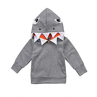 חמוד פעוטות פעוטות ילדים כריש ברדס בגדים