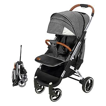 Baby Trolley- High Landscape With Double-faced, Baby Stroller