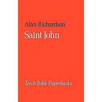 Saint John by Alan Richardson - 9780334008088 Book