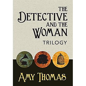 The Detective and The Woman Trilogy by Amy Thomas - 9781787053335 Book