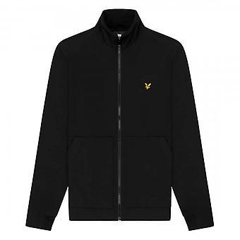 Lyle & Scott Funnel Neck Softshell Jacket Black JK1421V