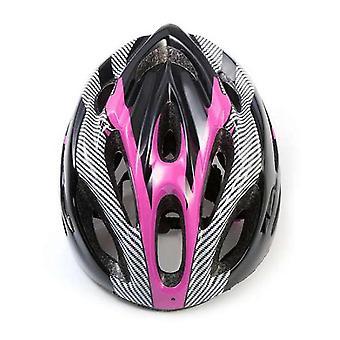 一体型自転車ヘルメット