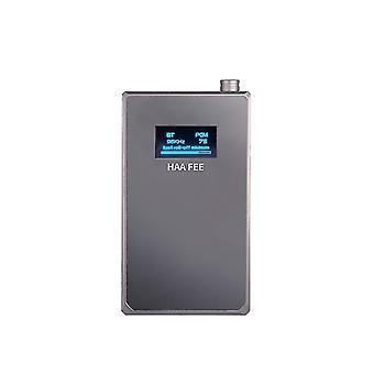 Haafee ha11 усилитель наушников usb dac с двойной es9038q2m csr8675 поддержки ldac aptx-hd PC продлить звуковую карту