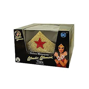 Tiare deluxe strass Wonder Woman