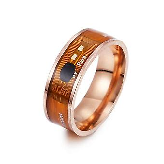 Men's Ring, Magic Wear, Nfc Smart Rings, Finger Digital For Android Phones With