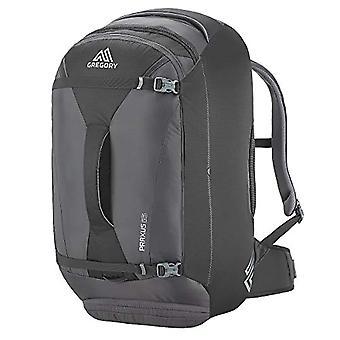GREGORY Praxus 65 - Men's Backpack, Man, Backpack, 104086, Black Pixel, REG