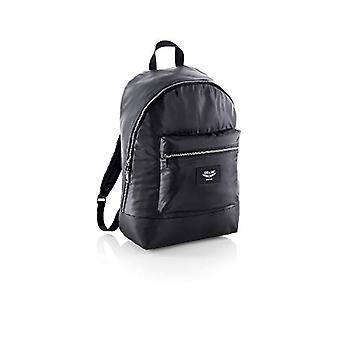 Miquelrius Negro Cebra Casual Backpack, 45 cm, 2 liters, Black (Negro)