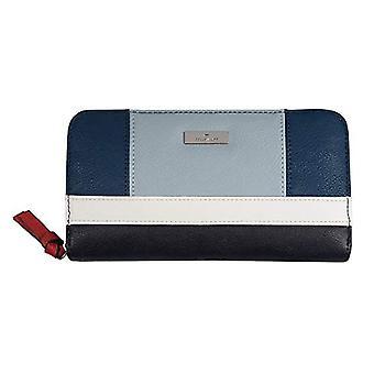 TOM TAILOR Juna, Dames portemonnee, Gemengd Blauw, Medium(2)