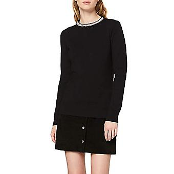 Morgan 192-mshop.n T-Shirt, Black (Noir Noir), Small (Size Manufacturer: TS) Woman