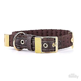 My Family Adjustable Collar in Synthetic Made in Italy Milan Collection(3)