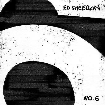 Ed Sheeran - No.6 Samarbeten Projekt Vinyl