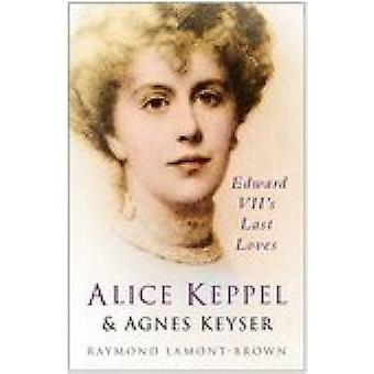 Alice Keppel and Agnes Keyser by Raymond LamontBrown
