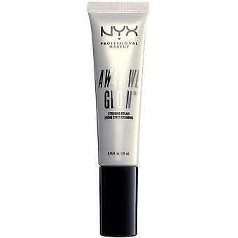 NYX Professional Make Up NYX Away We Glow Strobing Cream 28ml Bright Star 01