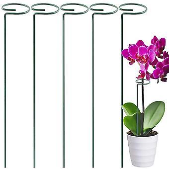 5Pcs 20pcs garden plant bracket, metal fixing rod for indoor and outdoor flowers az22049