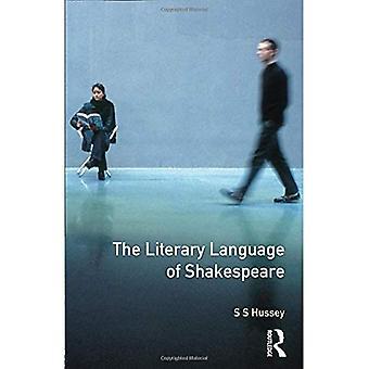 Die literarische Sprache Shakespeares