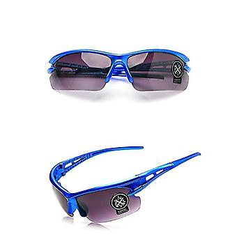 Sun protection blue high-quality cycling s-proof glasses outdoor sports cycling equipment dt5228