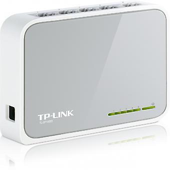 TP-Link TL-SF1005D 5-Port 10/100Mbps Desktop Switch UK Plug