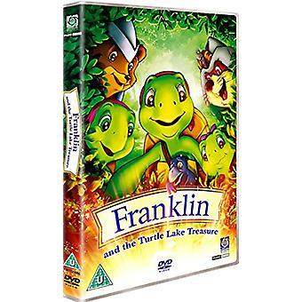 Franklin & The Turtle Lake Treasure DVD