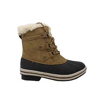 Bearpaw Womens gina Almond Toe Ankle Cold Weather Boots