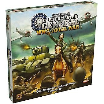 Quartermaster General: WW2 - Total War Expansion Board Game