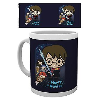 Harry Potter Characters Mug
