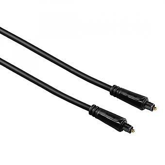Mufă ODT cablu fibră optică audio (Toslink) placată cu aur 1,5m