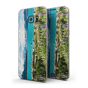 Vivid Paradise - Full Body Skin-kit For The Samsung Galaxy S7 Or S7
