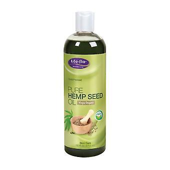 Life-Flo  Pure Hempseed Oil, 18 bag