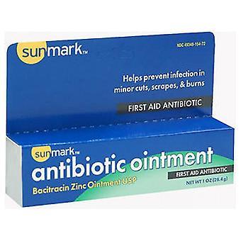 Sunmark Sunmark First-Aid Antibiotic Ointment, 1 Oz