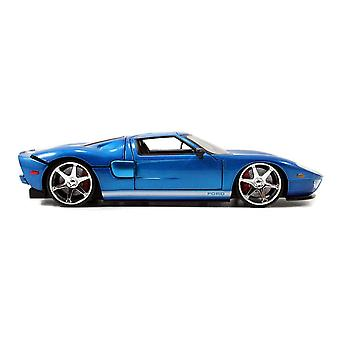 Ford GT Die-cast Toy Sports Car (2005)