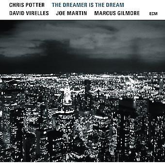 Chris Potter - The Dreamer Is The Dream Vinyl