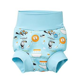 Splash about baby kid's new improved happy nappy,blue(blue cobalt),12-24 months