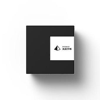 Künstliche Kristallpyramide aus Lichtgeschenken für Jungen Mädchen dt216