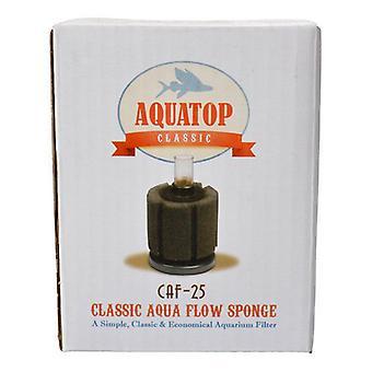 Aquatop CAF Classic Aqua Flow Sponge Filter - CAF-25 - (25 Gallons)