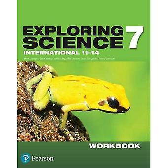 Exploring Science 7. International 11-14 Workbook - Exploring Science 4