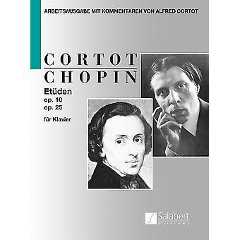 Chopin: Etuden Op. 10 & Op. 25