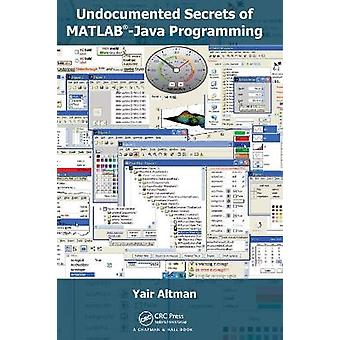 Undocumented Secrets of MATLABJava Programming