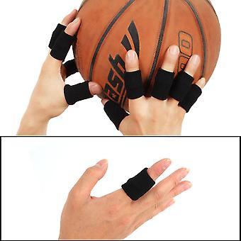 Uniwersalna koszykówka Siatkówka Sporty Naręcze palców Dzianinowy staw palcowy