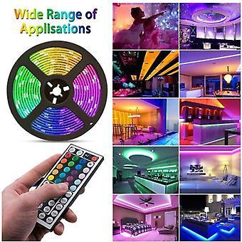 20m Led Strip Light 2835 Smd Rgb 60led Waterproof Wifi Ir Controller 12v