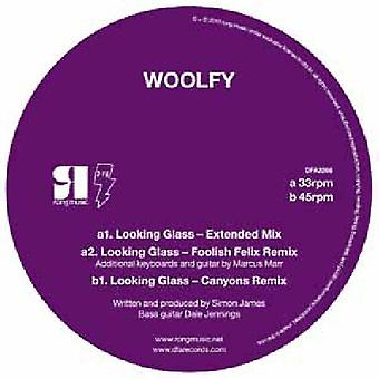 Woolfy - Looking Glass [Vinyl] USA import