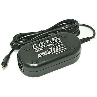 Dot.Foto udskiftning Panasonic DMW-AC1, DMW-AC6, VSK0325 AC lysnettet Power Adapter - leveres med UK 3-pin netkabel [Se beskrivelse for kompatibilitet]