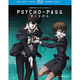 Psycho-Pass: Season One Pt. 1 [BLU-RAY] USA import