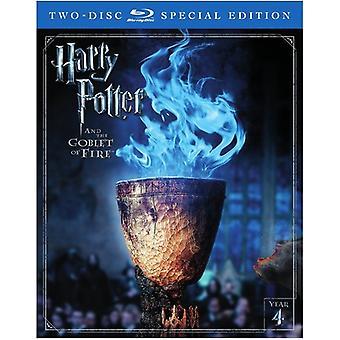 Harry Potter & Ildbegeret [Blu-ray] USA import