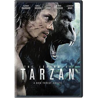 Legende van Tarzan [DVD] USA importeren