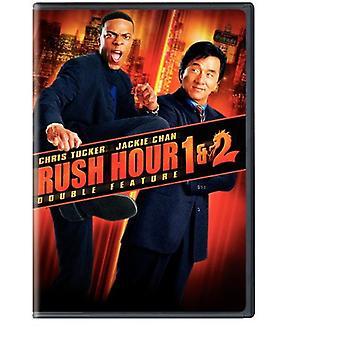 Importer des USA de Rush Hour/Rush Hour 2 [DVD]