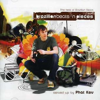 Brazilian Beats N Pieces - Brazilian Beats N Pieces [CD] USA import