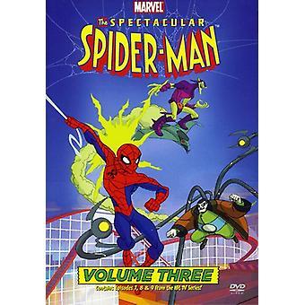 Espectacular Spider-Man Vol. 3-duende huelgas [DVD] los E.e.u.u. la importación