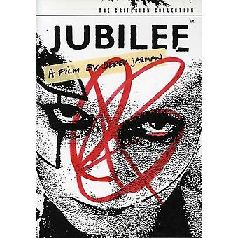Jubilee (1977) [DVD] USA import